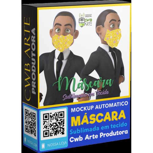 Mockup de Mask