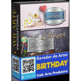 Ferramenta Birthday