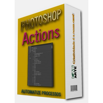 Curso de Photoshop Actions (avançado)
