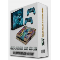 Gerador de Skin para Playstation 4 Fat
